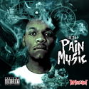Pain Music EP Lil 24 front cover