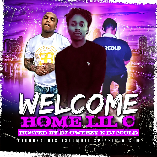 welcome home flyer