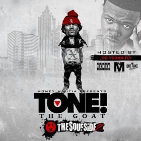 The Soufside 2 Tone The Goat front cover