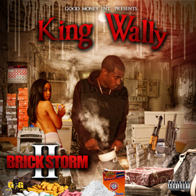 Brick Storm 2 King Wally front cover