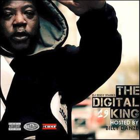 The Digital King 19 Eddy Starks front cover