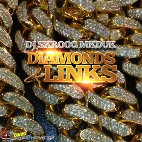 DJ Skroog Mkduk - Diamond & Links Skroog Mkduk front cover