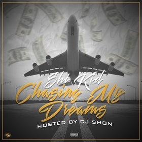 Chasing My Dreams Shi'Kid front cover
