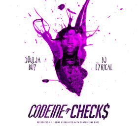 Codeine & Checks DJ Lyrical front cover