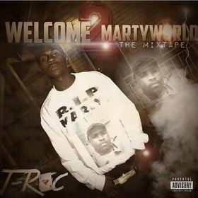 Welcome To MartyWorld Da Wildcard front cover