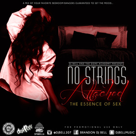 No Strings Attached Essence of Sex DJ Bell front cover
