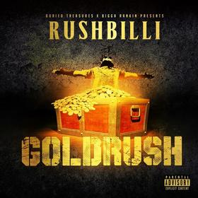 Goldrush RushBilli front cover