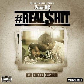 #Real$hit 2Lane DC front cover