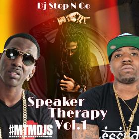 Speaker Therapy DJ Stop N Go front cover