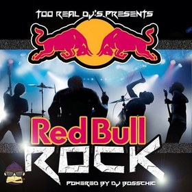 Red Bull Rock DJ Boss Chic front cover