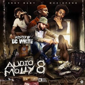 Audio Molly 8 (Hosted By DC White) 3rdy Baby front cover