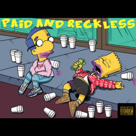 Paid & Reckless CarolinaJayMack front cover