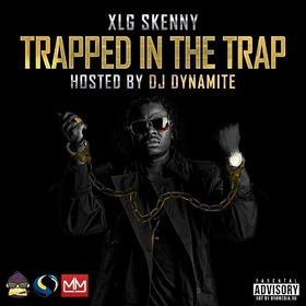 Trapped In The Trap XLG Skenny front cover