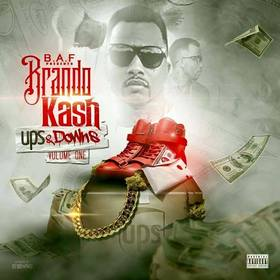 Ups And Downs Brando Kash front cover
