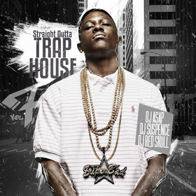 Straight Outta Trap House VII DJ ASAP front cover