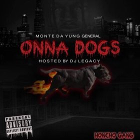 Onna Dogs Monte Da Yung General  front cover