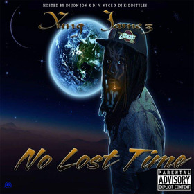 No Lost Time CBG YungJamez front cover