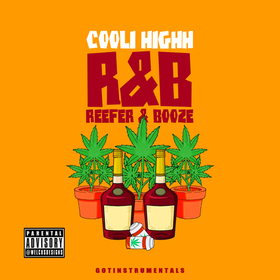 Reefer And Booze Cooli Highh front cover