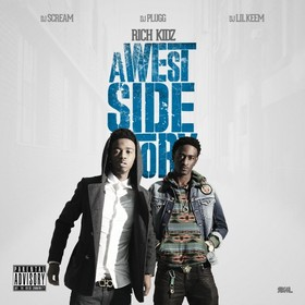 A Westside Story Rich Kidz front cover