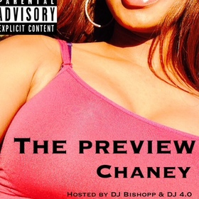 The Preview Chaney TV front cover