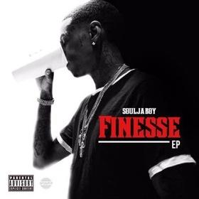 Finesse EP Soulja Boy front cover
