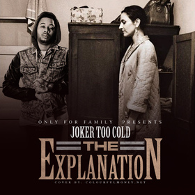 The Explanation Tha Joker  front cover