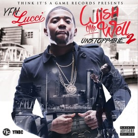 Wish Me Well 2 YFN Lucci front cover