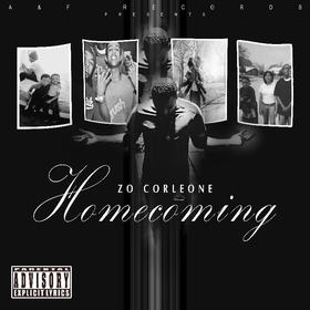 HomeComing (Hosted By Dj Mil Ticket) Zo Corleone front cover
