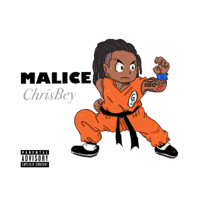 Malice Chris Bey front cover
