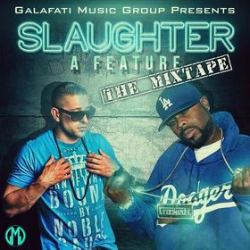 Slaughter A Feature Various Artists front cover