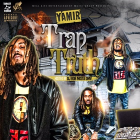Trap Truth Yamir Capone front cover