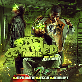 Street Certified Music DJ Dynamite front cover