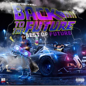 Back To The Future DJCTREY front cover
