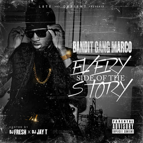 Every Side To The Story Bandit Gang Marco front cover