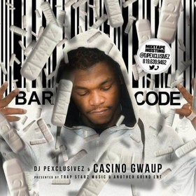 Bar Code Casino Gwaup front cover