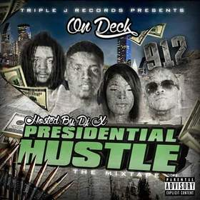 Presidential Hustle On Deck front cover