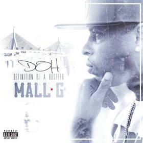 Mall G-DOH (Defiention Of a Hustler) DJ Papito front cover