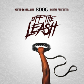 Off The Leash B Dog 1040 front cover