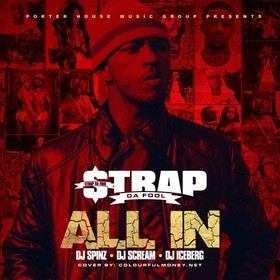 All In Strap front cover