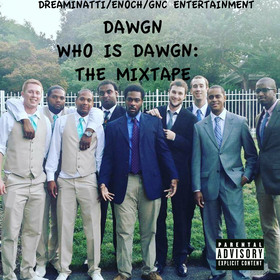 Who Is Dawgn Dawgn front cover