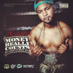 Money Really Counts  Lil Scooty front cover