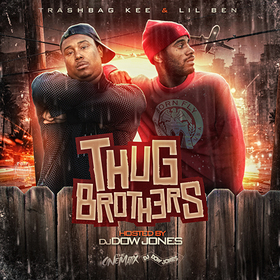 Thug Brothers DJ Dow Jones front cover
