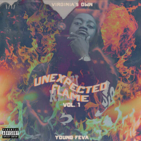 Young Feva - Unexpected Flame DJ ASAP front cover