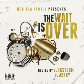 The Wait Is Over No Baby Gamez Ent front cover