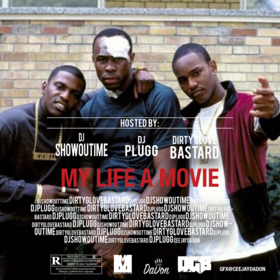 My Life A Movie Dj ShowOutTime front cover