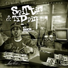 Spittin & Tippin Icy Duck front cover