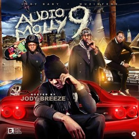 Audio Molly 9 (Hosted By Jody Breeze) 3rdy Baby front cover