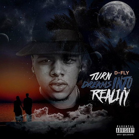 D FLY - Turn Dreams Into Reality DJ ASAP front cover
