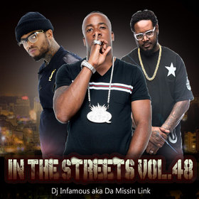 In The Streets Vol.48 DJ Infamous front cover