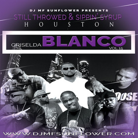 GRISELDA BLANCO 15 DJ MF Sunflower front cover